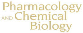 University of Pittsburgh School of Medicine Department of Pharmacology & Chemical Biology
